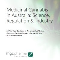 Australian medical cannabis white paper