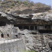 Ellora Caves - hempcrete