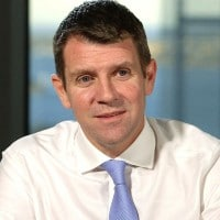 NSW Mike Baird - Medicinal Cannabis