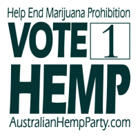 Hemp - Australian Federal Election