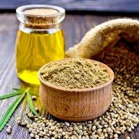 Industrial hemp foods market
