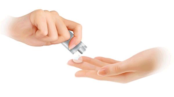 Cannabidiol gel trial