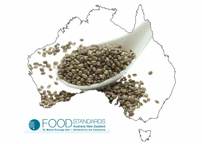 Australia's hemp seed food ban