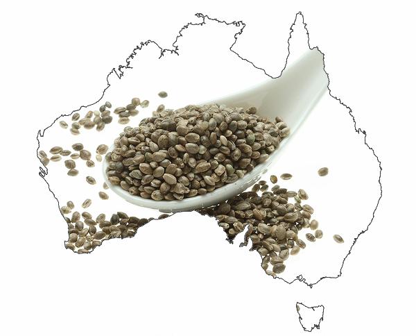 Australian hempseed food ban