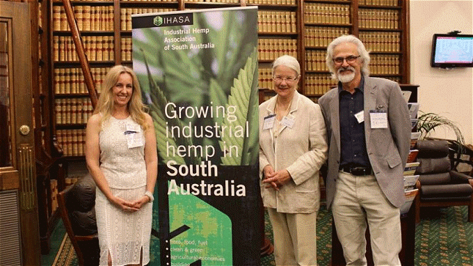 Industrial Hemp - South Australia