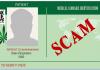 Medical cannabis card scam