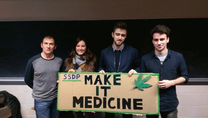 Medical marijuana in Ireland