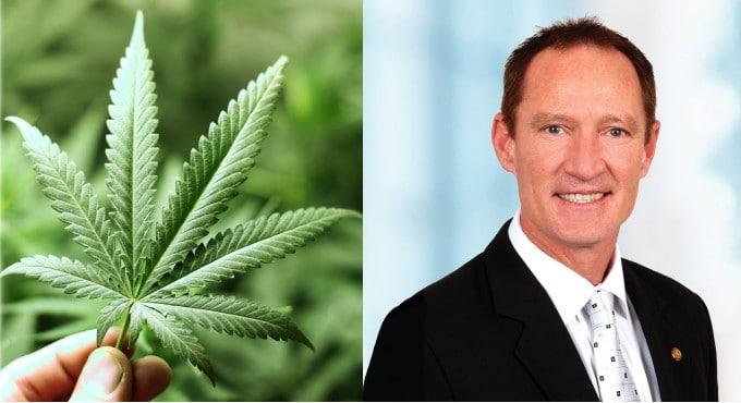 Steve Dickson - Medical Cannabis