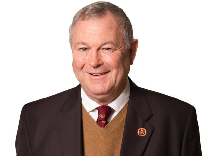 Dana Rohrabacher - Respect State Marijuana Laws Act