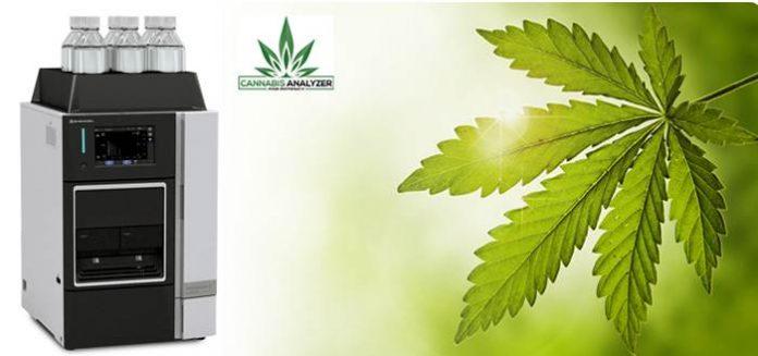 Cannabinoid testing equipment