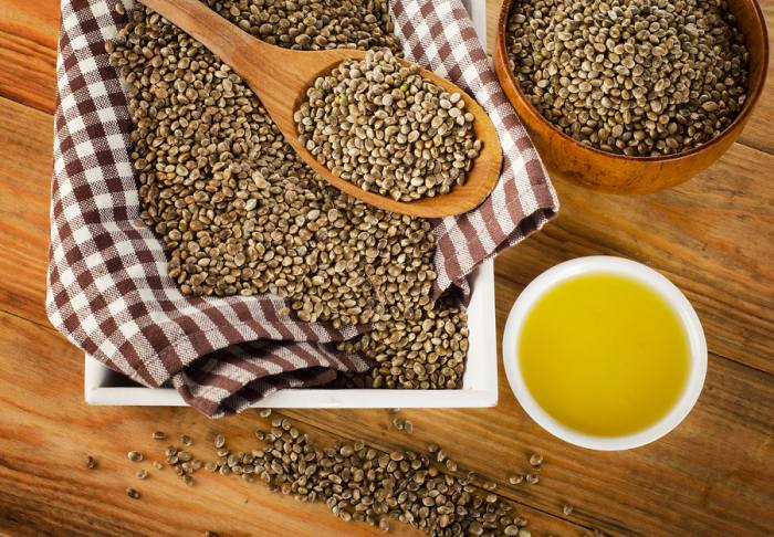 Hemp Seed - Food and Nutrition