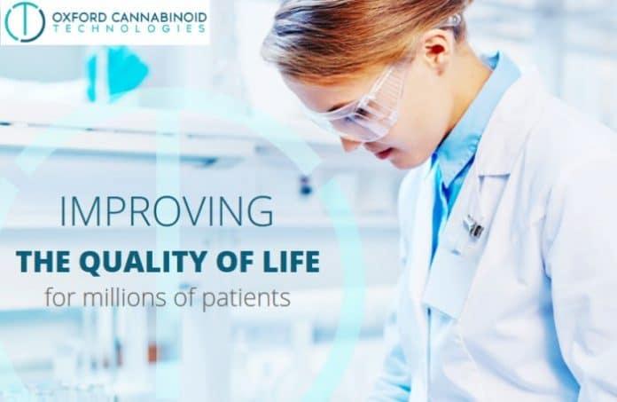Oxford University Cannabinoid Research