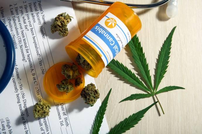 Marijuana rescheduling bill
