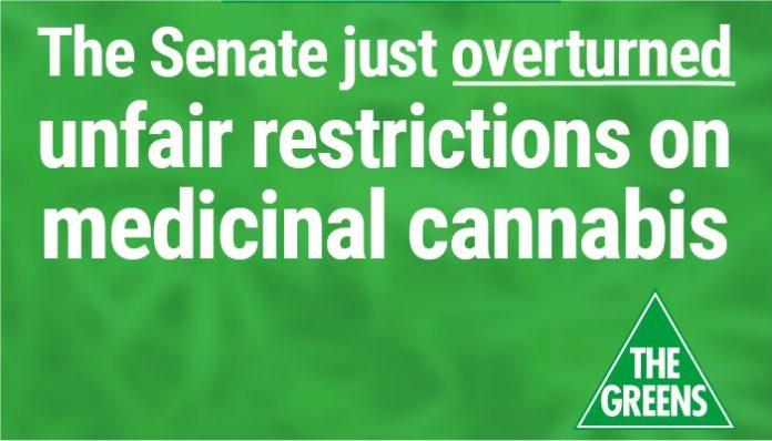 Image: Australian Greens