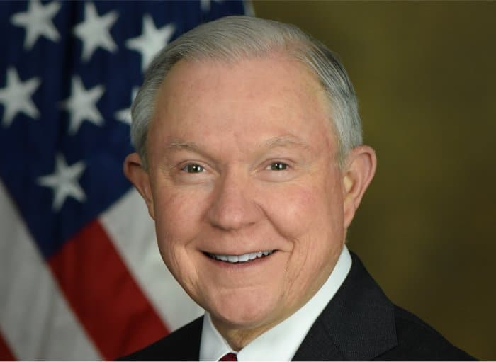 USA's Attorney General Sued Over Cannabis