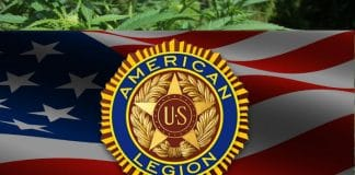 The American Legion supporting medicinal cannabis