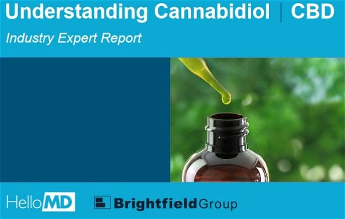 Understanding cannabidiol - survey report