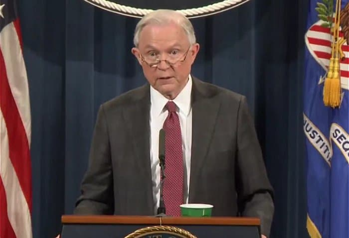 Sessions Foiled On Ending State Cannabis Program Protection