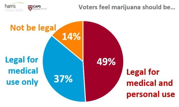 American Voters (Again) Back Medicinal Cannabis