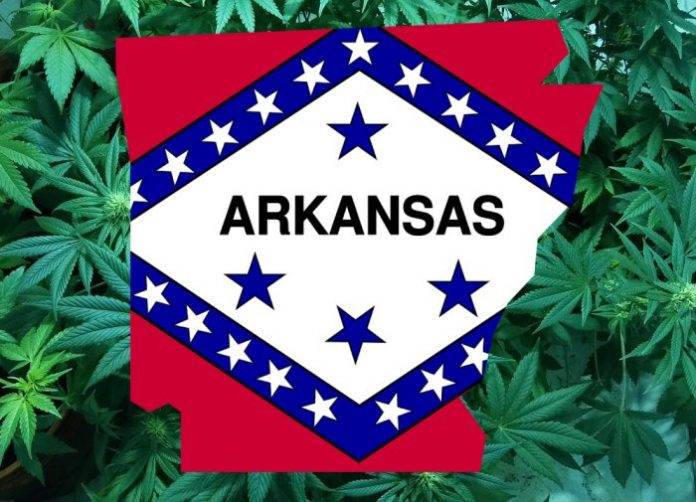 Medicinal marijuana in Arkansas