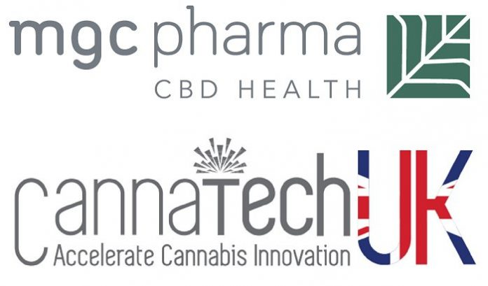 MGC Pharmaceutical - Cannatech UK 2017