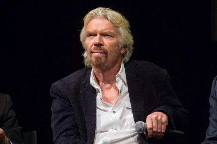 Richard Branson - Medical Cananbis