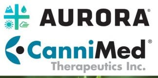 Auorora Cannabis and CanniMed