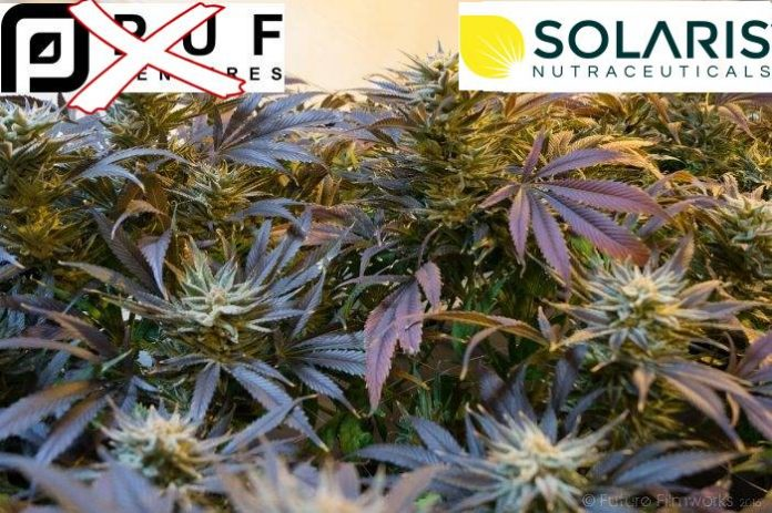 PUF Ventures Australia Now Solaris Pharmaceuticals