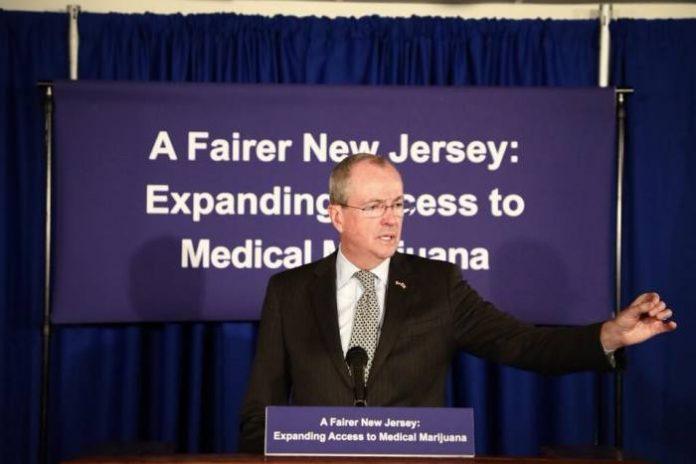Medicinal marijuana in New Jersey