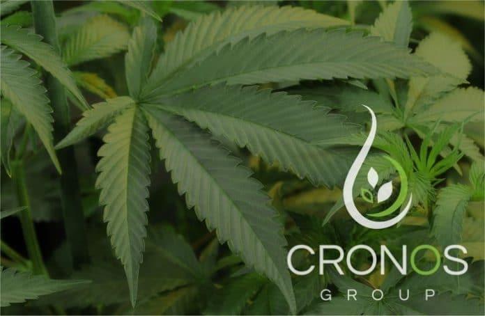 Cronos Australia - medicinal cannabis