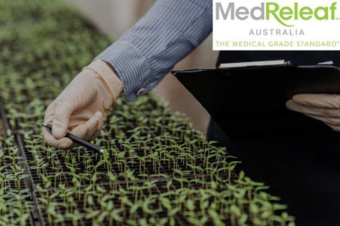 MedReleaf Australia - medicinal cannabis