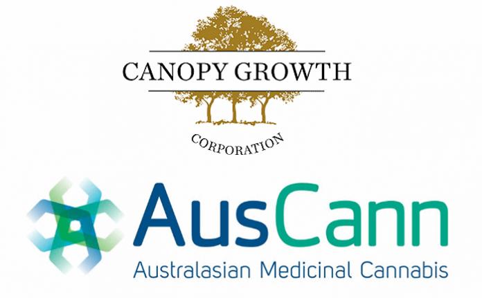 Auscann and Canopy Growth