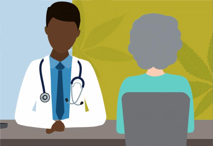 Perception of medical cannabis in seniors