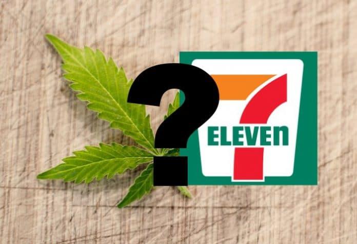 7-Eleven and cannabidiol