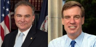 Senators Mark Warner and Tim Kaine