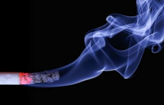 Cannabidiol and tobacco smoking