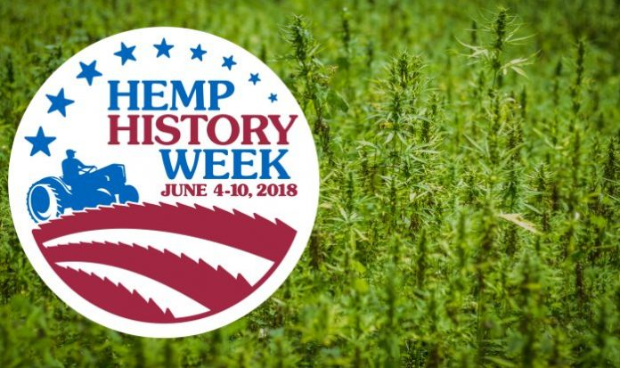 Hemp History Week 2018