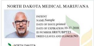 Medicinal marijuana in North Dakota