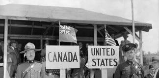 Canada USA cannabis border issues