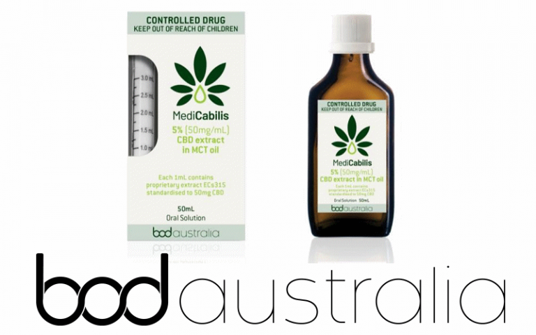 Bod Australia Cannabis Product To Be Distributed By Chemist Warehouse