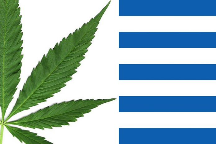 Medicinal cannabis in Greece