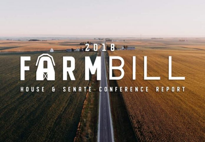 2018 Farm Bill - Industrial Hemp