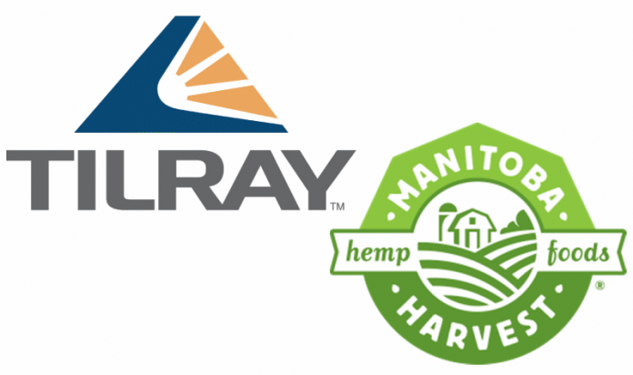 Tilray to acquire Manitoba Harvest