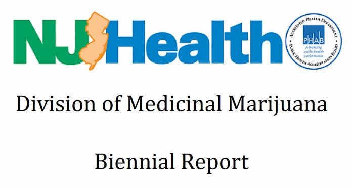 NJ Health - Medical Marijuan report