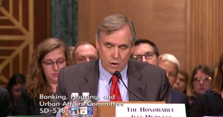 U.S Senate Committee Hears Testimony On Cannabis Banking Crisis