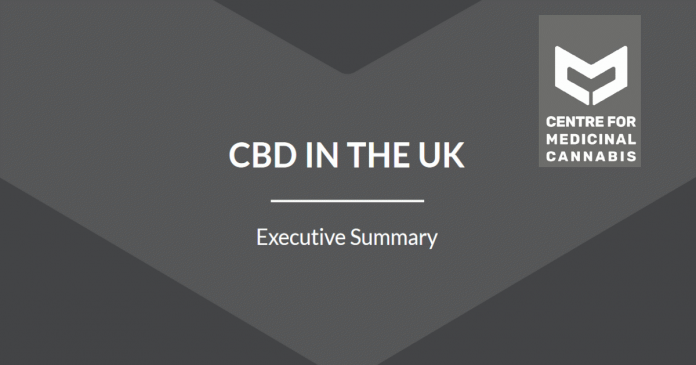 Cannabidiol in the UK