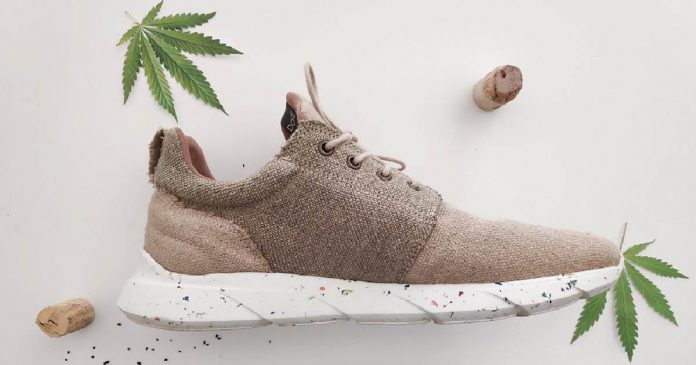 Hemp sneakers - DopeKicks