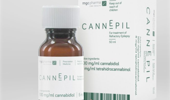 CannEpil driving performance trial