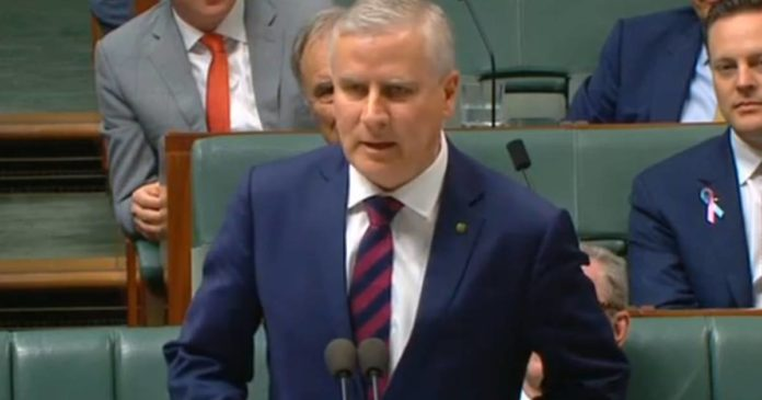 Michael McCormack and cannabis