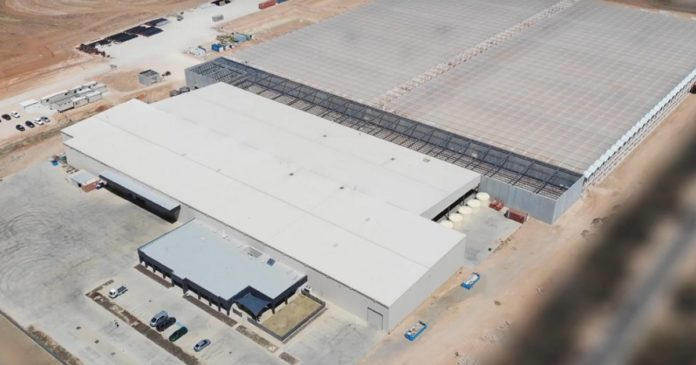 Cann Group Ltd - Mildura facility